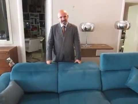 Divano Harvey di LeComfort - YouTube