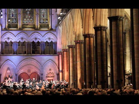 A dazzling concert in Salisbury Cathedral