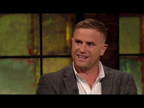 Jamie Heaslip on how he first got into Rugby | The Late Late Show | RTÉ One