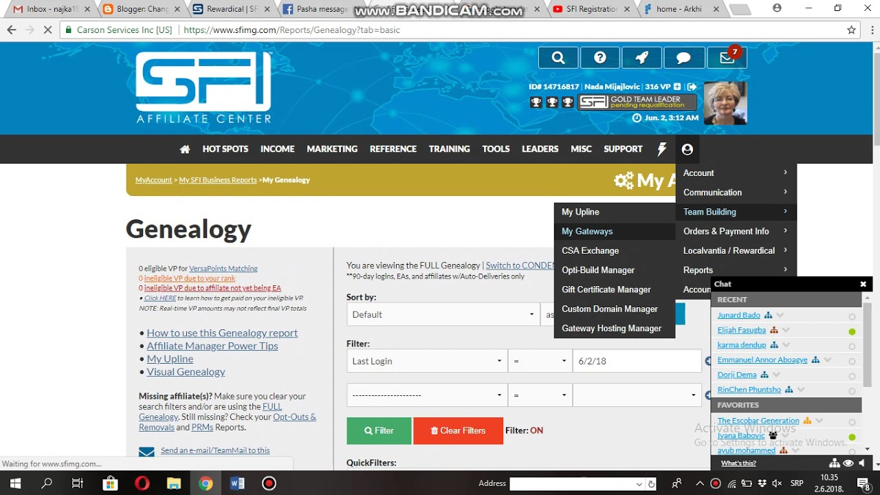 install gateway to blog - kako instalirati gateway link na svoj blog - YouTube