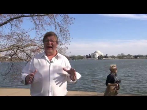 Tidal Basin, Washington DC - REAL US Episode 224