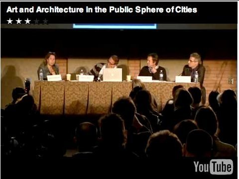 Art and Architecture in the Public Sphere of Cities