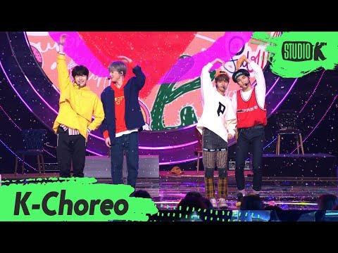 [K-Choreo 4K] 빵빵즈 직캠 '딱 좋아(Just Right)' (00s Choreography) l @MusicBank 191220