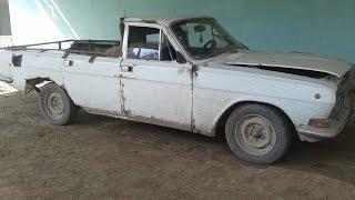 Пикап из ГАЗ 24 Волга / GAZ 24 VOLGA pickup