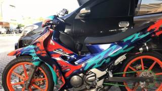 Download Video Underbone 2 stroke kembali bergairah MP3 3GP MP4