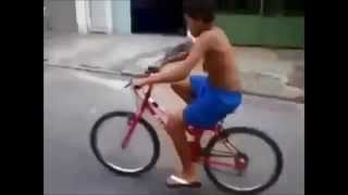 騎單車 要小心 ride bike epic fail