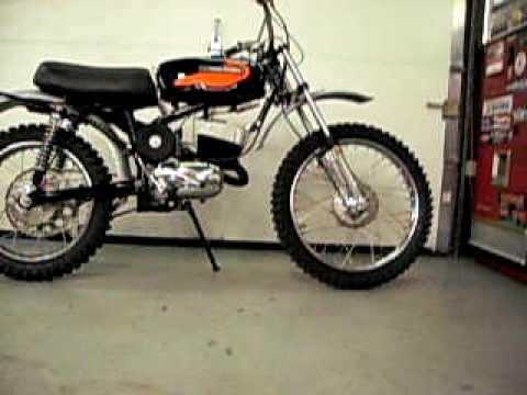 1972 aermacchi harley davidson baja 100