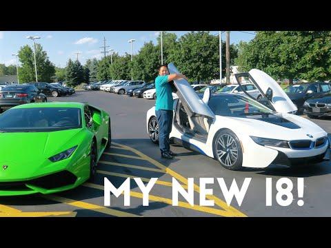 BUYING A BMW i8 !!!