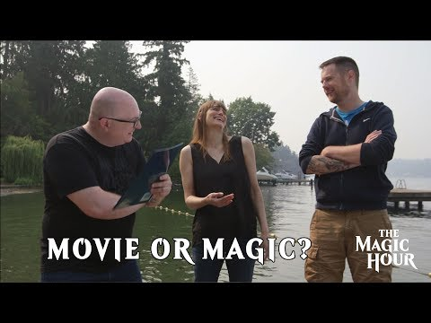 Movie or Magic? - The Magic Hour, Minisode 4