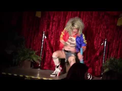 Krissy Strange - Bad Girl @ South Beach Night Club