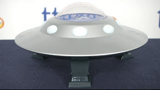 Cosmic Ufo Nightlight From Cloud B
