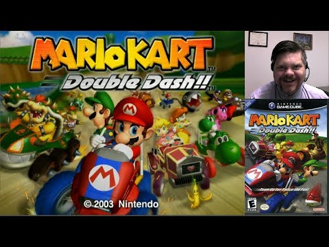 Mario Kart: Double Dash - GameCube    VGHI Play 'n' Chat Live Stream