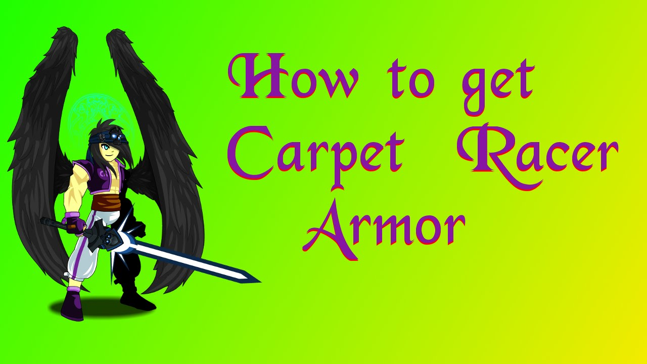 how to get easy armor aqw