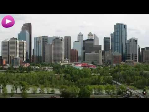 Calgary, Alberta Wikipedia travel guide video. Created by Stupeflix.com