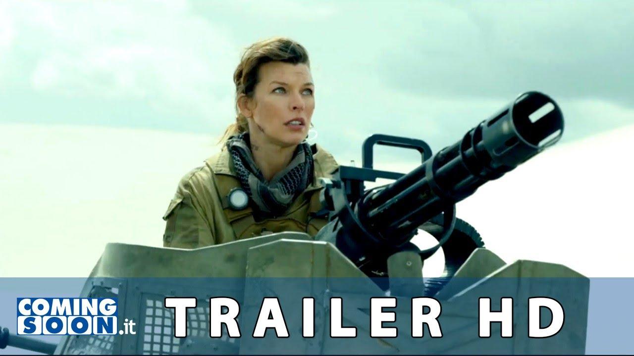 Download Monster Hunter (2020): Trailer ITA del Film basato sulla serie di videogiochi - HD