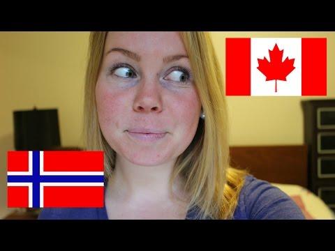 CANADA VS NORWAY