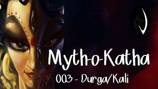 Myth-o-Katha - Ep 03 - Durga Kali   2D Animation Video   Vaanarsena Studios