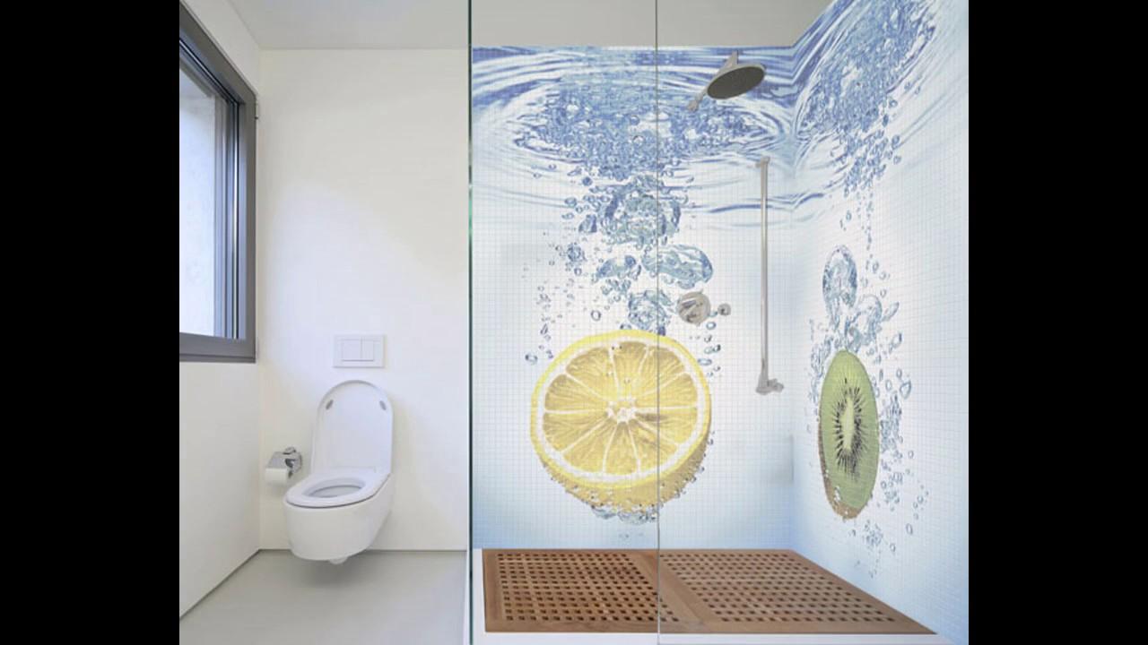 Badezimmer Wand Design Ideen Youtube