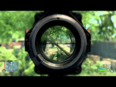 Crysis PC Gameplay Mission 2 Recovery