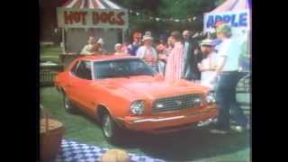 1975 Ford Mustang TV Ad Commercial (4 of 5)