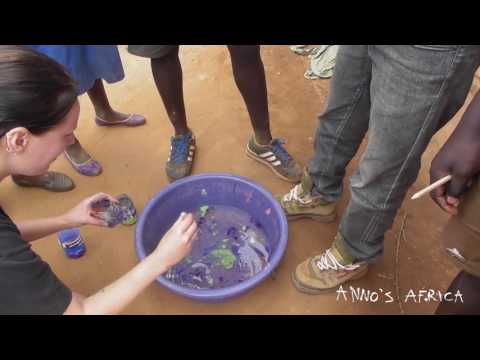 Anno's Africa - Art in Malawi
