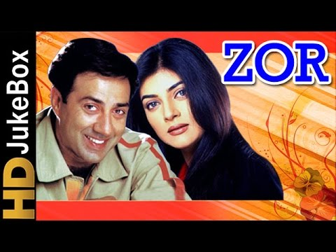 Zor 1998 | Full Video Songs Jukebox | Sunny Deol, Sushmita Sen, Milind Gunaji