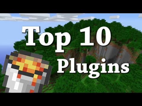 Minecraft - TOP 10 BUKKIT PLUGINS [UPDATED]