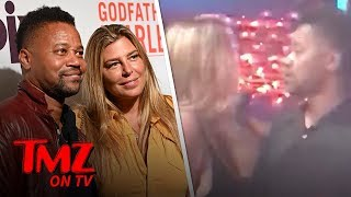 Cuba Gooding Jr.'s Girlfriend Flips Out On Him in Florida Bar | TMZ TV
