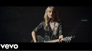 Taylor swift the man live show from Paris France