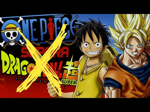 Dragon ball super supera a one piece youtube - Dragon ball one piece ...