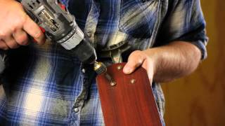 How to Replace a Warped Ceiling Fan Blade : Ceiling Fan Maintenance