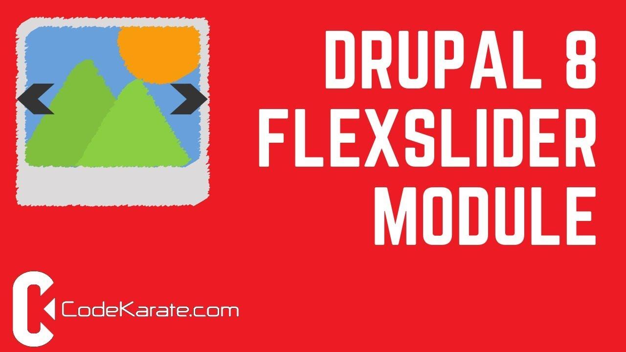 Drupal flexslider 4 slider with carousel slider as navigation.