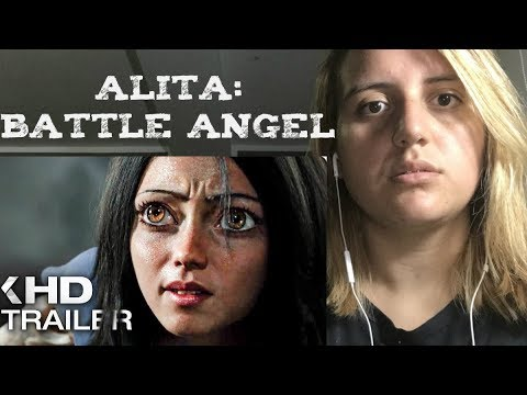 Alita: Battle Angel (Official Trailer) Reaction