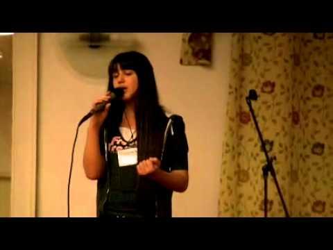 Asia Agrò canta CABARET di Liza Minelli(lezione con Alessandra Onano)
