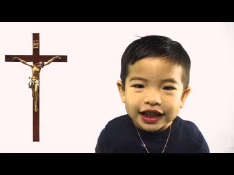 Preston Saying A Prayer In Vietnamese