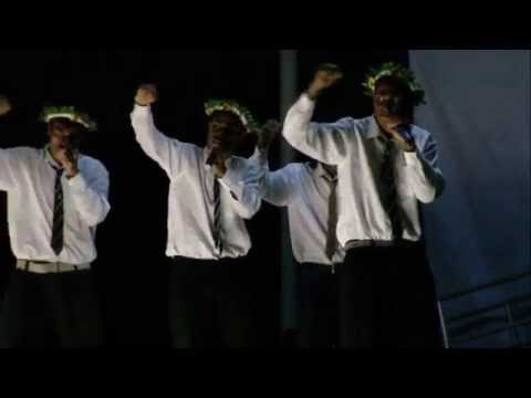Fanning island singers