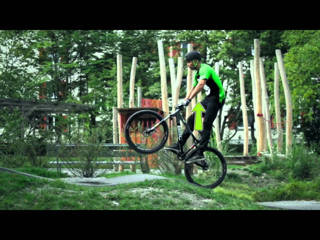 GORILLA Bike - Pumptrack: Sprung (22/22) D