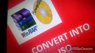 convert rar to iso for ppsspp