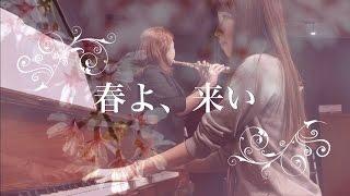 島村楽器川崎ルフロン店 フルートインストラクター白﨑志歩と、ピアノイ...