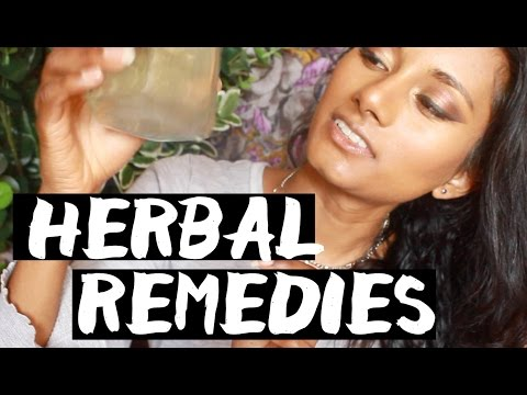 HERBAL REMEDIES | My Herb Collection + What I Use And Why