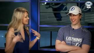 KNOW YOUR BOLTS: Tampa Bay Lightning goalie Andrei Vasilevskiy