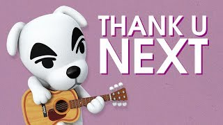 KK Slider - thank u, next (Ariana Grande) Video