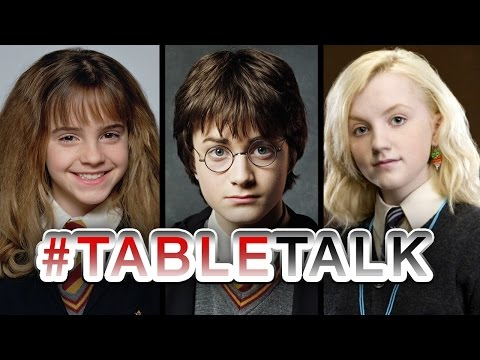 Does Harry Potter Hold Up? It's #TableTalk!