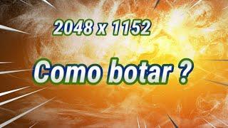 Como botar imagem de banner 2048x1152