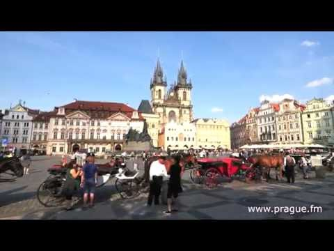 Discover fairy-tale Prague 4K