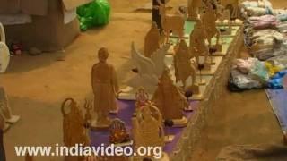 Handicraft Wooden Artifacts India