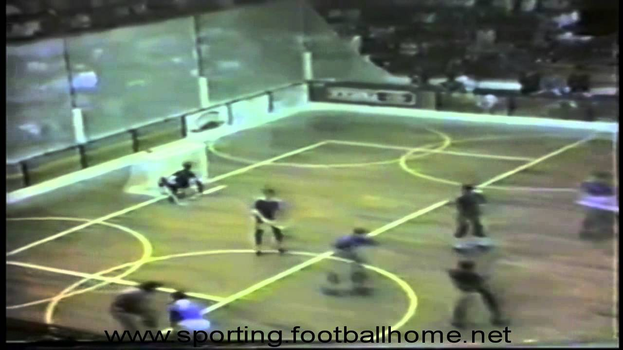 Hoquei Patins :: Ramalhete no Campeonato do Mundo de 1984