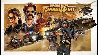 Operation Grand Heist for Call of Duty: Black Ops 4 New Update  1.13 - BLACKOUT HEIST MODE