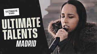 CONCURSO DE TALENTOS   Ultimate Talents Madrid