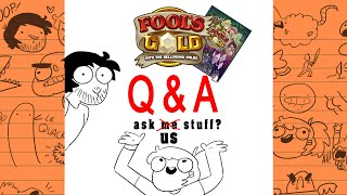 Fool's Gold Q&A + Chill Drawing!
